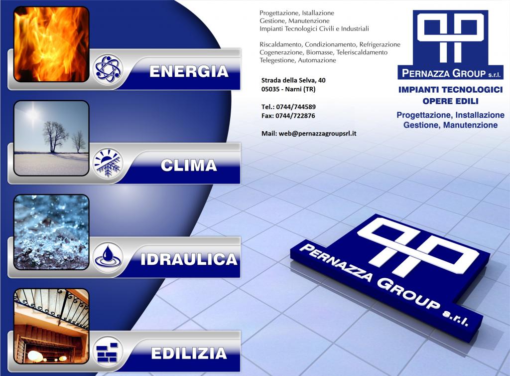 Azienda Pernazza Group - Impiantistica, Ristrutturazioni - Narni/Terni (Umbria)